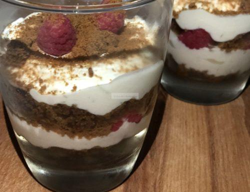 no bake frambrozen kruidnoten cheesecake